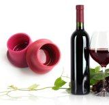 La meilleure fiche de vente de bouteille de vin rouge de silicones de taquet de bouteille