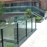 vidro ultra desobstruído do vidro de 10mm/flutuador/vidro desobstruído para a cortina Walls&Furniture