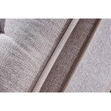 Matelas Pocket de mousse de mémoire de ressort de 10 pouces avec roulé vers le haut des meubles de chambre à coucher