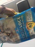 Sacchetto della guarnizione del quadrato con il lato della mano per alimento per animali domestici