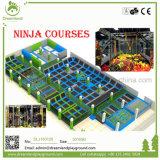 Sosta dell'interno del trampolino della Cina/corso di Ninja da vendere