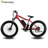 E-Bici gorda del neumático 26*4.0inch con la batería de litio