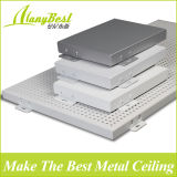 Het aangepaste Pop Ontwerp van het Plafond van het Dakwerk van het Aluminium van het Ontwerp Modieuze