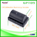 Wireless Hiden Car Tracker Device avec 14500amh Batterie en Side 3 Ans Long Standby