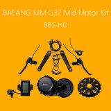 MEDIADOS DE kit impulsado por motor de la conversión de Bbshd 48V 1000W Bafang