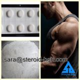 Le stéroïde oral anabolique marque sur tablette Anavar pour des constructeurs de muscle