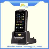 PDA с Android OS, блоком развертки Barcode, читателем RFID, вашгердом, IP67