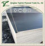 la película fenólica impermeable de 12m m cubrió a tarjeta de /Phenolic de la madera contrachapada para el encofrado concreto