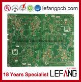 1.6mm 4 Schichten OSP Fr4 Datenübertragung-Leiterplatte Schaltkarte-