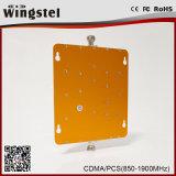 Wingstel voll intelligenter Doppelband-LCD 850/1900MHz 2g 3G mobiler Handy-Signal-Verstärker des Signal-Verstärker-2016/des Verstärkers/Verstärker-