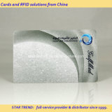 Silver Printing PVC magneetstrip Card voor VIP Member