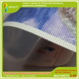 Maille de tissu de PVC et impression d'écran