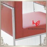 Moderner Stuhl-Stab-Stuhl-Bankett-Stuhl-Gaststätte-Stuhl-Hotel-Stuhl-Büro-Stuhl des Stuhl-(RS161902), der Stuhl-Hochzeits-Stuhl-Ausgangsstuhl-Edelstahl-Möbel speist