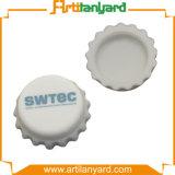 Capsule respectueuse de l'environnement promotionnelle de silicones