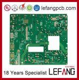 Freies Beispiel-Schaltkarte-Leiterplatte, Schaltkarte-Vorstand