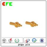高品質の防水金によってめっきされるPogo Pin