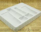 PVC do cosmético que reune o pacote de bolha
