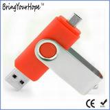 Привод вспышки USB пользы USB OTG передвижной (XH-USB-001OTG)