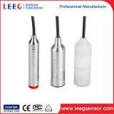 Trasduttore del livello di pressione delle acque luride per i liquidi di grande viscosità