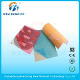 Películas plásticas de la protección de la tarjeta de acrílico