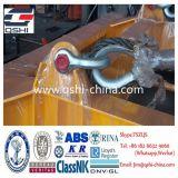 Écarteur mécanique semi-automatique de conteneur de conteneur d'OIN 20/40FT