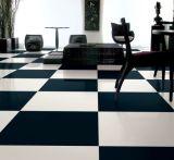 Tegels van de Vloer van het Porselein van de goede Kwaliteit de Zwart-witte 600X 600mm
