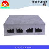 Heatsink алюминия Cutomized конструкции теплоотвода воды жидкостный