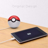 Draagbare 10000mAh Pokemon gaan de Bank van de Macht van Powerbank Pokeball Pokemon van de Bal