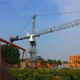 China-Turmkran stellt 6015 10ton Turmkran-Gerät für Aufbau her