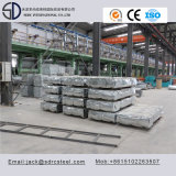 Hoja de acero galvanizada sumergida caliente de SGCC A653 Sgch