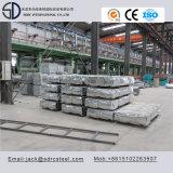 Лист SGCC Dx51d A653 Sgch горячий окунутый гальванизированный стальной