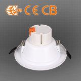 12W 18W 25W 35W LED abajo luz empotrada en el techo de aluminio ligero SMD LED abajo se enciende