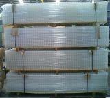 ステンレス鋼の溶接された金網のパネル