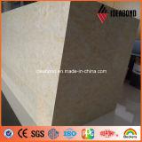 Painel composto de alumínio de Ideabond para o revestimento da parede exterior (AE-506)
