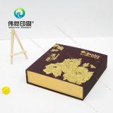 Erstaunliches heißes Verkaufs-Drucken-und gute Qualitätspapier-Geschenk-Kasten mit dem Gewebe-Verpacken