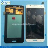 SamsungギャラクシーJ7/J7008/J700fのための携帯電話LCDの表示