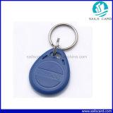 Горячая продавая бирка изготовленный на заказ печатание красная RFID ключевая (13.56MHz)