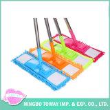 Vente en gros Microfibre Chenille Cuisine Nettoyage Floor Flat Mop