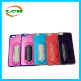 360 도 게으른 부류 iPhone 7/6/6s를 위한 내진성 기갑 전화 상자