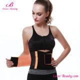 Correa anaranjada única del condensador de ajuste de la cintura de la correa de cintura de la terapia física del encierro del Velcro