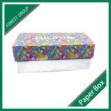 Tapa y la parte inferior del estilo caja de cartón Fabricantes