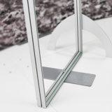 Система алюминиевой ткани рамки графическая для рекламировать индикацию