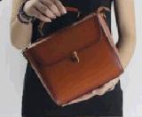 Мешок плеча сумки неподдельной кожи для мешка руки тела PU женщин кожаный перекрестного (BDMC061)