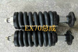 Assy de réglage de piste d'excavatrice de Hitachi Ex55 Ex70, une Assemblée plus au ralenti de ressort