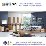 China moderna del sistema de dormitorio del dormitorio del hotel de muebles (SH-006 #)