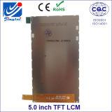 módulo de 5.0inch TFT LCD para el teléfono móvil