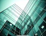 vetro del doppio dell'edificio per uffici della parete divisoria edificio commerciale/residenziale di 12mm