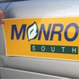 Imanes de encargo personalizados de la puerta de coche de la impresión de la insignia de la alta calidad