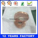 genio suave y duro T2/C1100/Cu-ETP/tipo hoja de cobre fina del espesor de 0.090m m de C11000 /R-Cu57