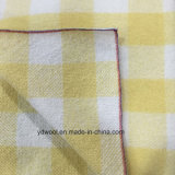 Проверите Napping ткань шерстей для шинели